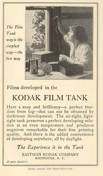 KodakTankAdSempember1914